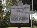 Image for Battle Of Davis Bridge
