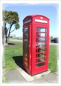 Image for Red Telephone Box - The Strand, Walmer,Kent, UK.