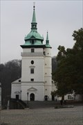Image for Church of St. John the Baptist | Kostel Sv. Jana Krtitele, Teplice, CZ