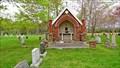 Image for St. Alexis Catholic Church Cemetery Altar - Rollo Bay, PEI