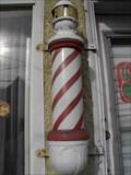 Image for Michael's Barber Shop Pole - Woodlynne, NJ