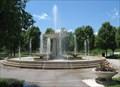 Image for Legion Park fountain