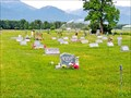 Image for St. Mary's Mission Cemetery - St. Mary's Mission Historic District - Stevensville, MT