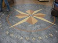 Image for Yavapai Lodge Compass Rose - Grand Canyon National Park, AZ