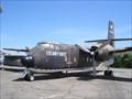 Image for De Havilland C-7A Caribou - TAM, Travis AFB, Fairfield, CA