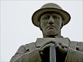 Image for Truro Cenotaph Soldier - Truro, NS