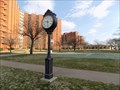 Image for Class of 2005 Campus Clock - OU - Norman, OK