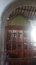Image for Church Organ - St Mary - Week St Mary, Cornwall