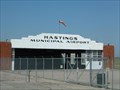 Image for Hastings Municipal Airport Hangar--Building No. 1 - Hastings, Nebraska
