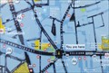Image for You Are Here - New Fetter Lane, London, UK