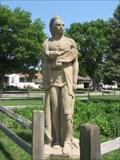 Image for Blackhawk Statue – Lake View, IA