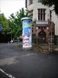 Image for Litfasssäule - Ecke Uferstraße/Deutschhausstraße, 35037 Marburg, HE, Germany