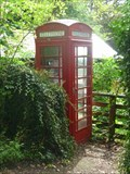 Image for Red Telephone Box, Llanthony, Monmouthshire, Wales