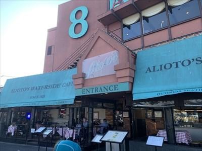 Alioto Restaurant, San Francisco, California