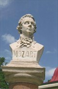 Image for Wolfgang Amadeus Mozart - Tower Grove Park - St. Louis, MO