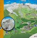 Image for Painted map on Gornergrat, Switzerland