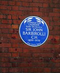 Image for Birthplace of Sir John Barbirolli