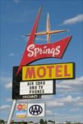 Image for Springs Motel - Rock Springs, Wyoming