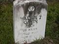 "Image for ""Walter T. Gavin WWII Veteran"""