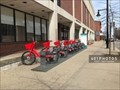 Image for JUMP Bike Share at Westminster Street and Sawins Lane - Providence, Rhode Island USA