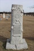 Image for David W. Boyd -- Bono Cemetery, Johnson Co. TX