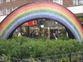 Image for Rainbow mosaic - Marlowes shopping Center Hert's