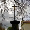 Image for Cross at the Church of the Nativity of the Virgin Mary - Nové Strašecí, Czechia