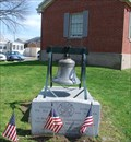Image for City of Burlington Firefighter Memorial Bell - Burlington, NJ