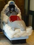 Image for Cloud car ride, inside Morrisons, Kidderminster, England
