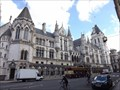 Image for The Royal Courts of Justice - Strand, London, UK
