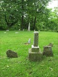 Image for Benjamin Nye Cemetery – rural Muscatine, IA