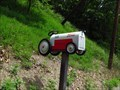 Image for Ford Tractor Mailbox - Manns Choice, PA