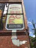 Image for AS220 Mercantile Block Space mural by Johan Bjurman - Providence, Rhode Island