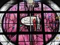 """Image for Himmlisches-Jerusalem-Fenster, Kirche """"Verklärung Christi"""" - Steibis, Lk Oberallgäu. Bayern - D"""