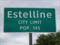 Image for Estelline, TX - Population 145