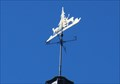 Image for Weathervane over Harrietstown Town Hall - Harrietstown, NY