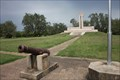 Image for Cannon at grave of Col. Fannin's men -- Goliad TX