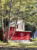 Image for Cabin made from an old Caboose.