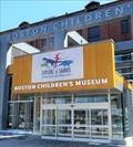 Image for Boston Childrens Museum - Tourist Attraction - Boston, Massachuetts, USA.