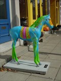Image for Horse Sculpture, Greencastle, Indiana
