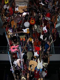Good thing all these instruments weren't producing sound.. otherwise, I'd be deaf right now. ;-)