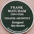 Image for Frank Matcham - Little Green, Richmond, London, UK