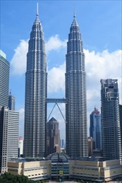 Petronas Twin Towers - 5 Ringgit Note
