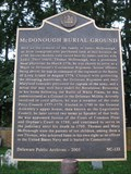 Image for McDonough Burial Ground (NC-133) - Middletown, DE