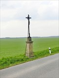 Image for Christian Cross - Rouchovany, Czech Republic