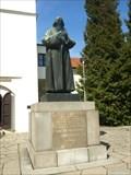 Image for Jan Amos Komenský &  1861 Komensky Asteroid - Uherský Brod, CZ