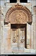 Image for Portal of Gavit of Surb Karapet / St. John the Baptist Church - Noravank Monastery (Vayots Dzor province - Armenia)