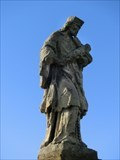 Image for St. John of Nepomuk // sv. Jan Nepomucký - Nová Lhota, Czech Republic
