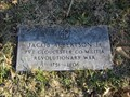 Image for Jacob Albertson, Jr. (1751 - 1806) - Old Newtown Friends Burial Ground - Oaklyn, NJ