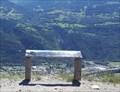 Image for Orientation Table Riedgarto - Raron, VS, Switzerland